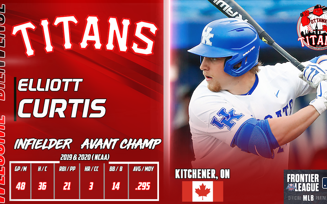 Canadians Elliott Curtis and Mateos Kekatos Agree to Terms With Titans